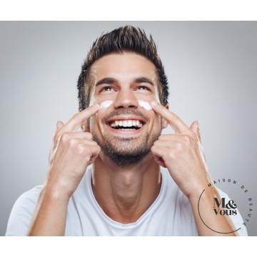 Soins visage pour Homme | Institut de beauté M&Vous